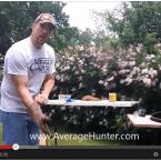 Video Of Making Smoked Venison A La Matt