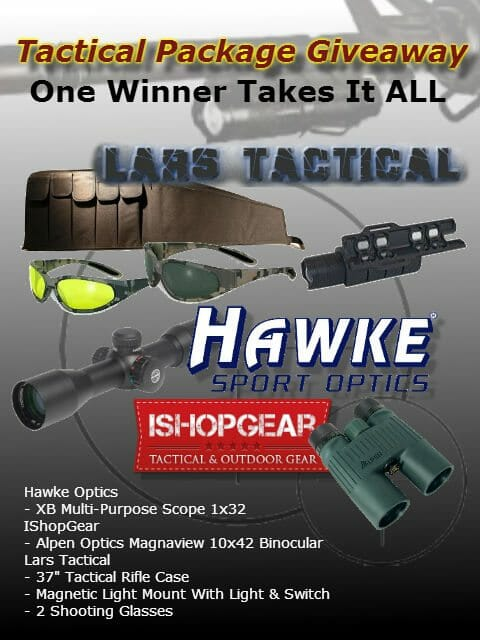 tactical firearm