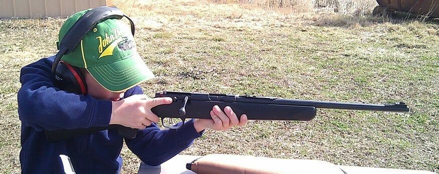 children firearms