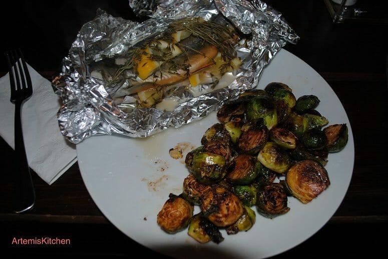 Trout Tin Foil Recipe