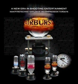 airburst target
