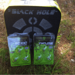 FLYING ARROW ARCHERY TOXIC AND CYCLONE BROAD-HEAD REVIEW
