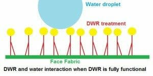 DWR-functional