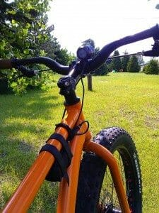 BT40S bike light