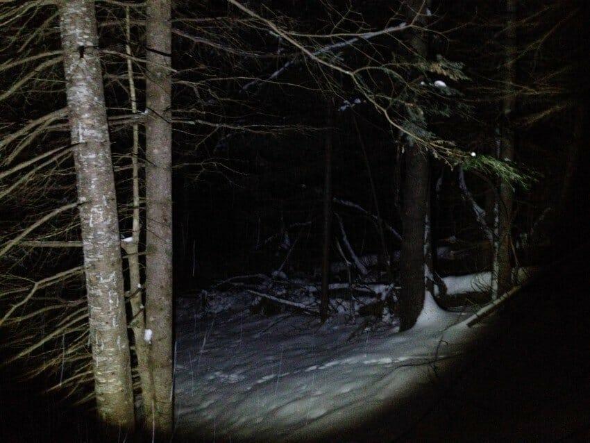 BYB flashlight