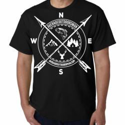 averageoutdoorsman t-shirt