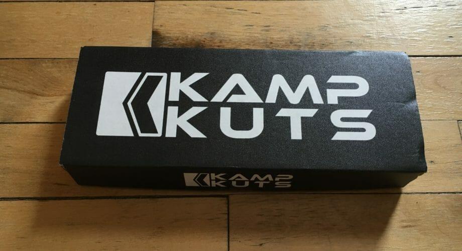 KAMP KUTS CERAMIC KNIFE REVIEW