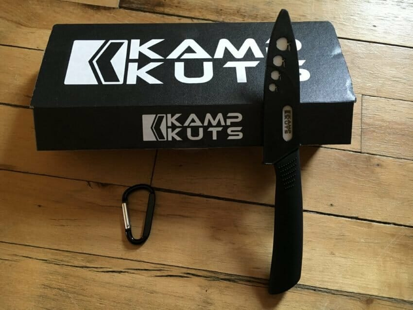 kamp kuts ceramic knife