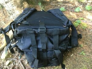 EXOS-GEAR BRAVO SERIES TACTICAL BACKPACK