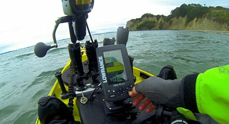 Mounting a Fish Finder on a Kayak – Advanced Guide