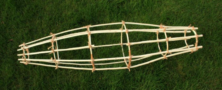 cage fish trap