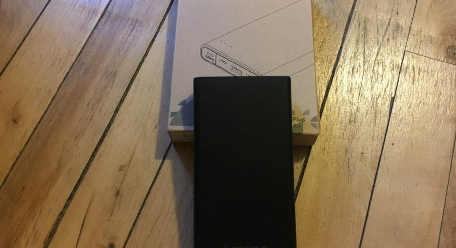 GLORY P2 PLUS POWER BANK REVIEW