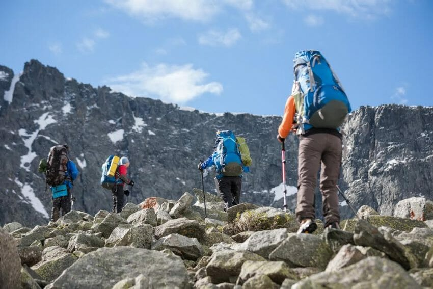 exercises for mountain trekking