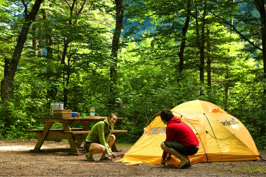 10 Awesome Tips on How to Camp in Hot Weather camping, camping tips, great outdoors Outdoors
