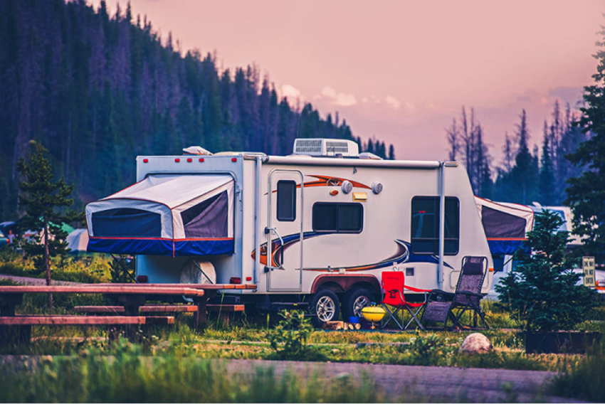 rv for camping season