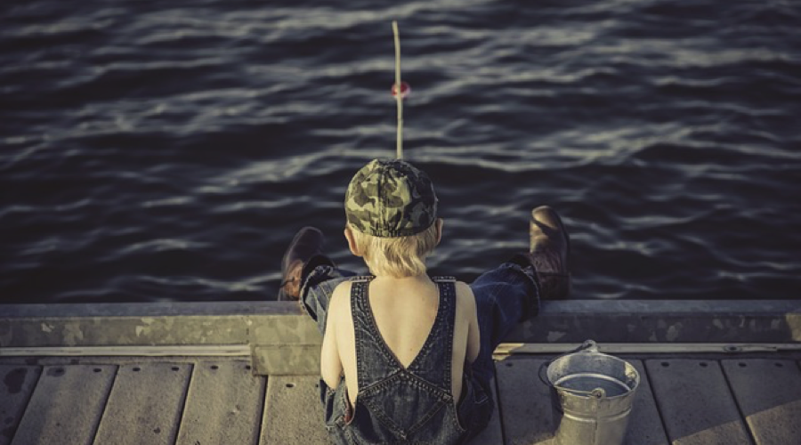 Tips for taking your kids fishing