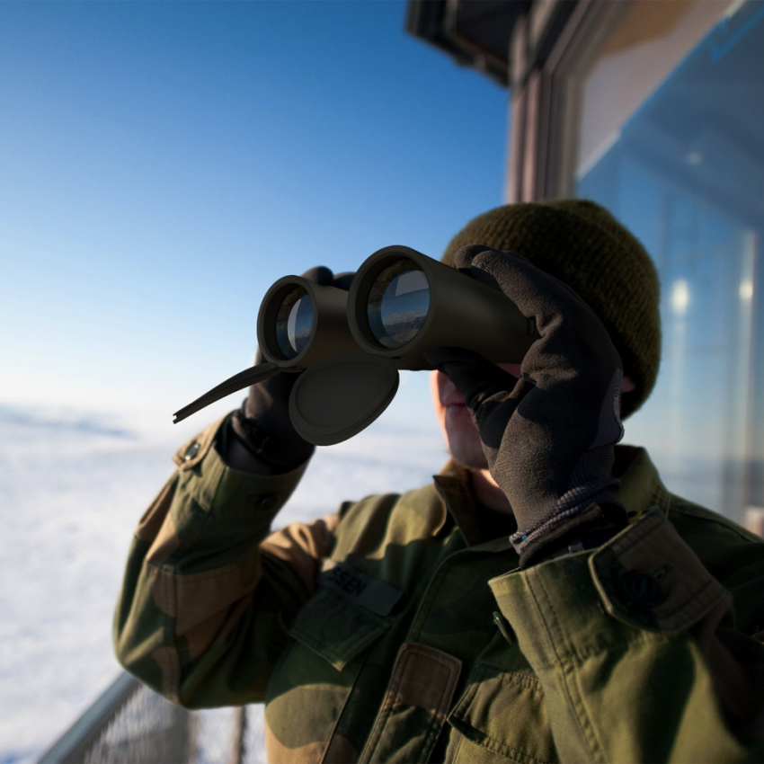 shooting binoculars