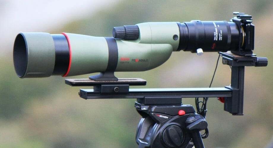 Why Use a Spotting Scope Instead of Binoculars