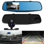 Front and Rear Dash Cams for Camping: What to Look for Plus a Few Tips