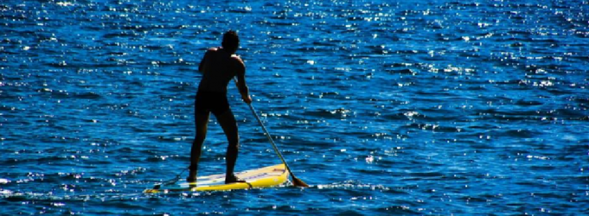 Inflatable Fishing Paddle Board