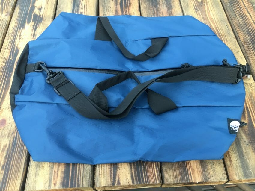 conductor limited 40L duffle bag