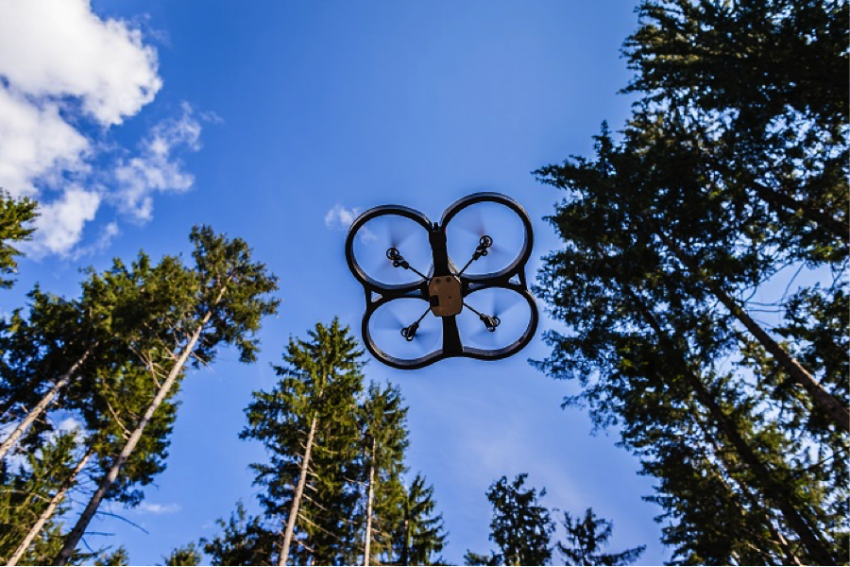 How to Improve a Survival Training with a Drone camping, drones, outdoor activity Outdoors