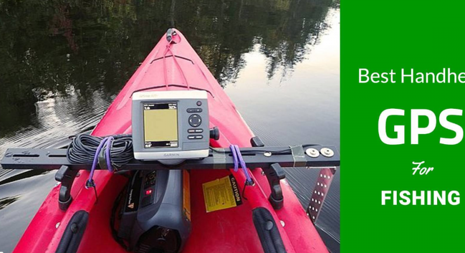 How to Use a Handheld GPS for Fishing?