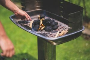 charcoal grilling tips