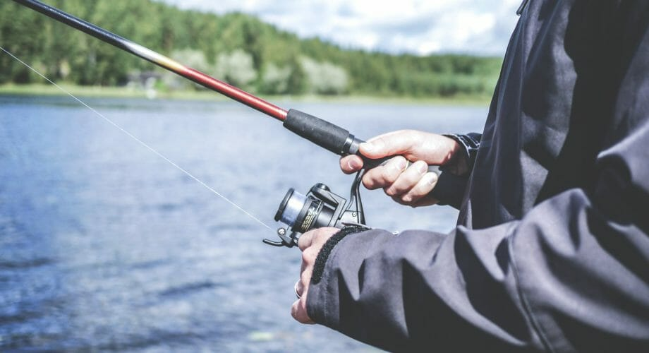 Using an Inflatable Boat for Fishing