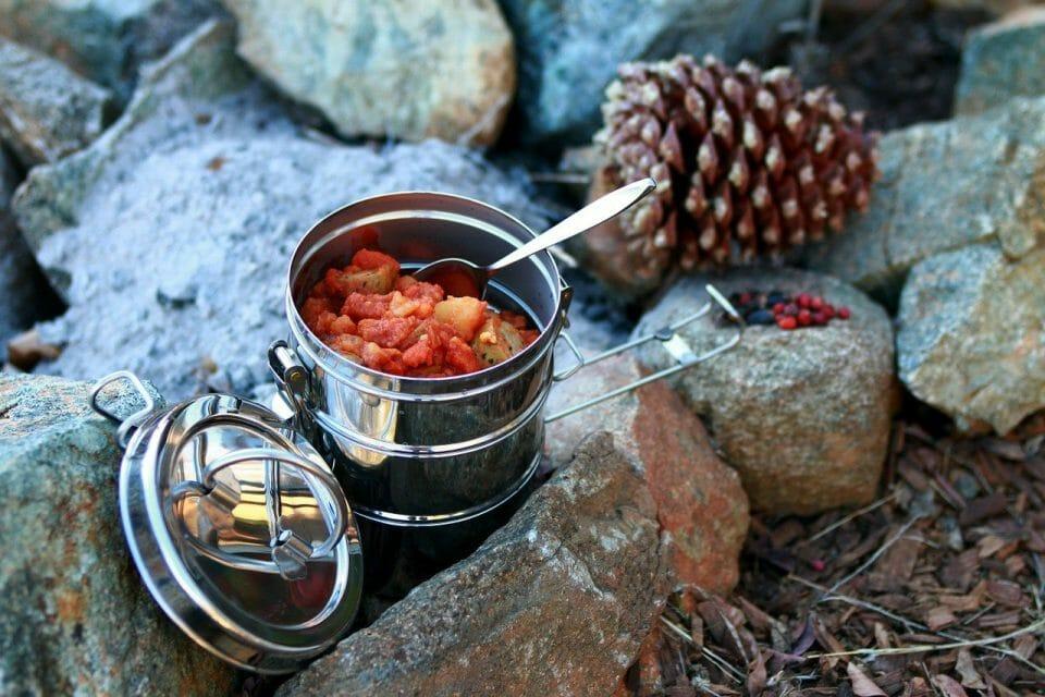 camping gear utensils