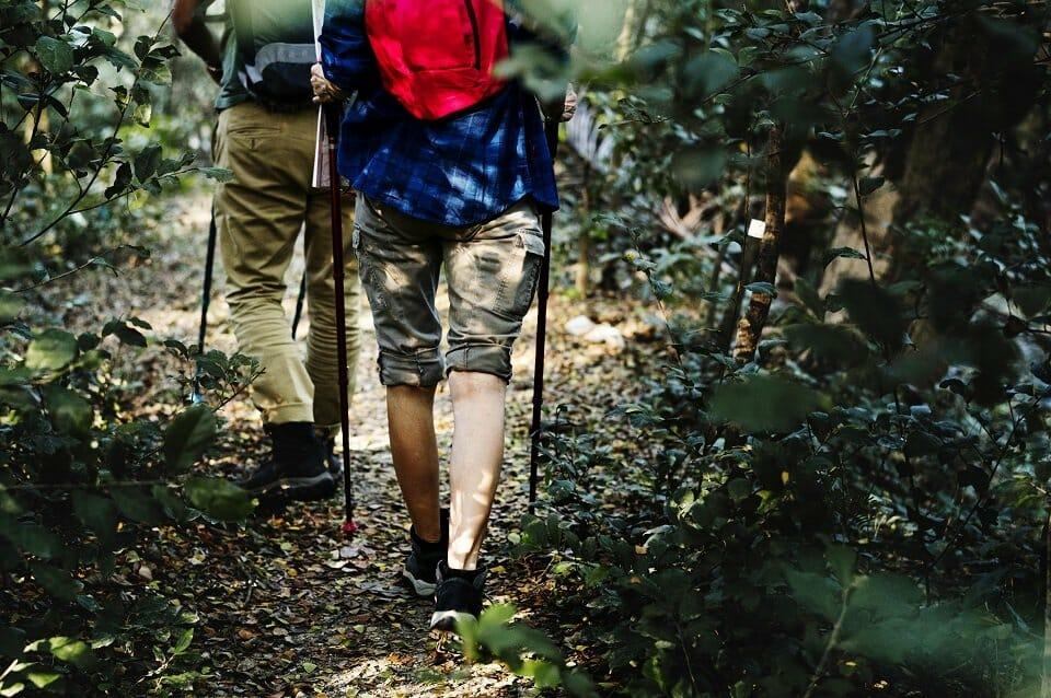 top hiking