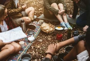 Tips For Keeping Food Cool When Camping Or Backpacking  Outdoors