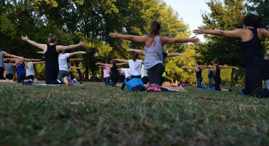 Going Camping? Enjoy A Great Workout While You're There