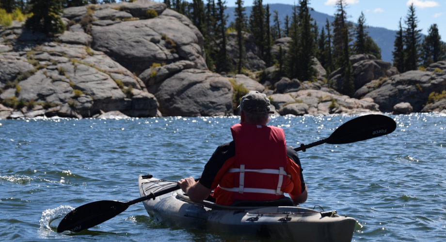 A Guide to Choosing Your First Fishing Kayak