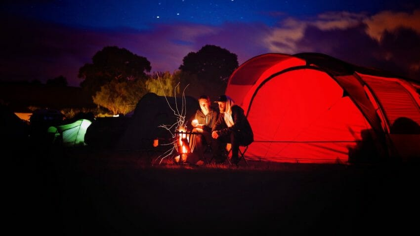 5 things to consider when choosing the best family camping site family camping Outdoors