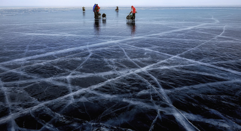 How To Devise A Fulfilling Ice-Fishing Trip