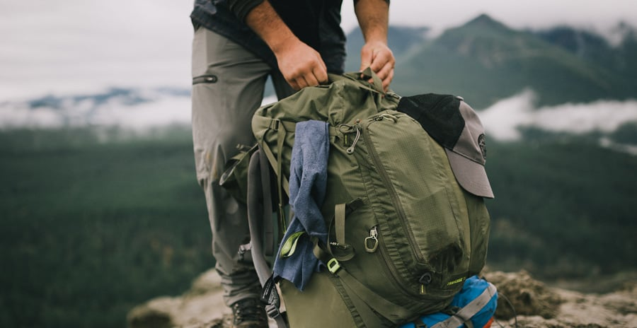 5 Must-Haves When Backpacking backing gear Outdoors
