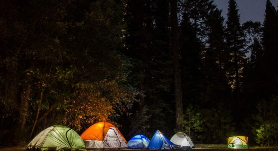 Hacks for a First-time Camping Trip with Kids