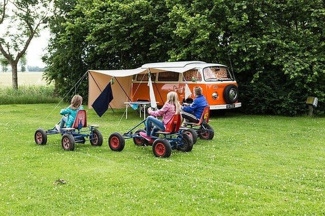 10 Fun Games to Play While Camping with Your Family camping games Outdoors