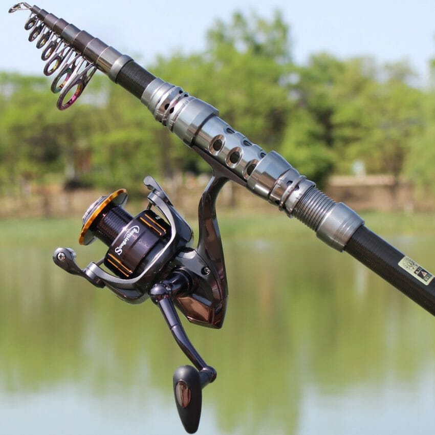 How to choose the best telescopic fishing rod- Look for these 7 attributes  Fishing