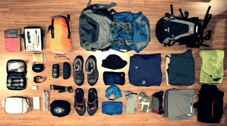 A Must Have Hiking Gear for the Hiking Day hiking gear Outdoors
