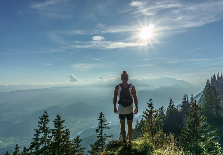 Training Tips for A Multi-Day Hike hiking, outdoor exercise Outdoors