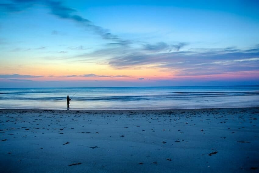 Where to Camp and Fish Along the Cleveland Way Walk camping, fishing Outdoors