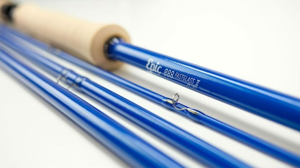 Why are Fiberglass fly rods so popular? FLYFISHING RODS Fishing