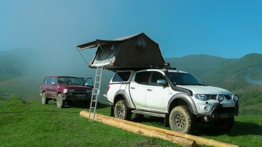 best truck tent camping tent