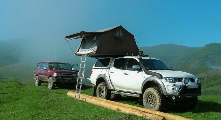 How To Pick The Best Truck Tent