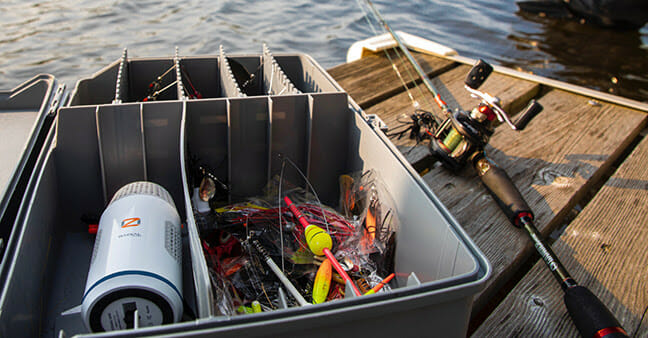 Fishing Just Got Less Funky fishing, scent control Fishing & Boating News