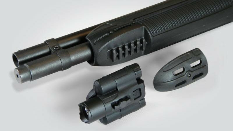 EX Performance Tactical Light Forend firearm accessories, firearms Firearms News