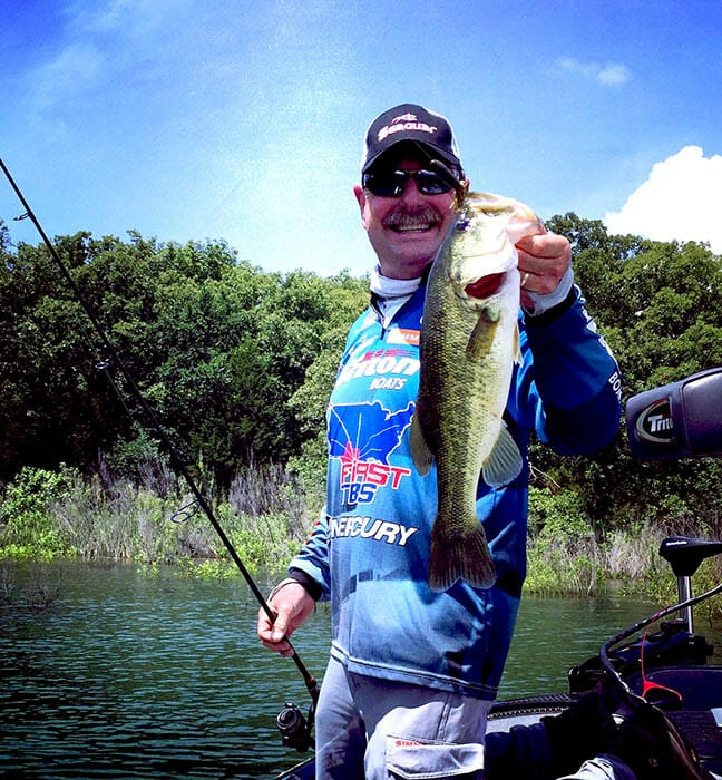 Lighten Up for Bass fishing, fishing line Fishing & Boating News