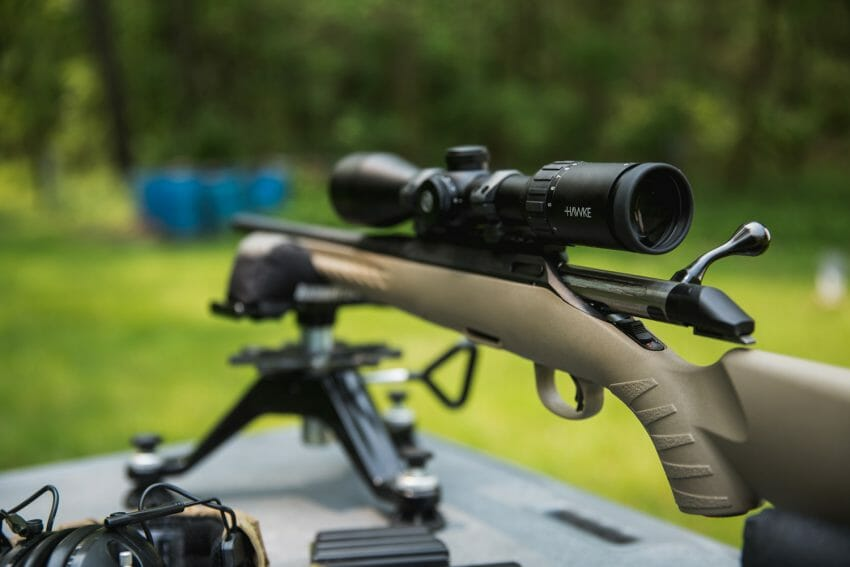 New 350 Legend Riflescope Hunting, scopes Hunting News